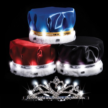 Light-up Alisa Tiara and Crown Set