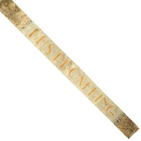 Full-color Sash - Gold Dust