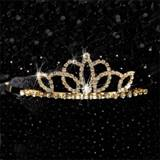 Gold Lady-in- Waiting Tiara