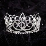 Sasha Full-crown Tiara