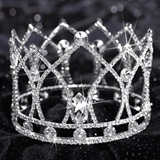 Andrina Full Crown Tiara