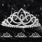 Queen and Court Tiara Set - Sharona and Chelsey