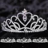 Queen and Court Tiara Set - Ruth and Kiley