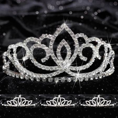 Queen and Court Tiara Set - Sasha and Lady-in-Waiting