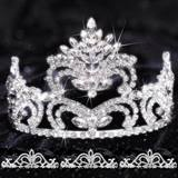 Queen and Court Tiara Set - Penelope and Arilda