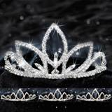 Queen and Court Tiara Set - Natalia and Saba
