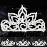 Queen and Court Tiara Set - Falling Star and Toni