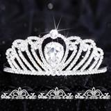 Queen and Court Tiara Set - Annaliese and Arilda