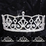 Queen and Court Tiara Set - Katelyn and Chelsey
