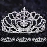 Queen and Court Tiara Set - Marissa and Madison