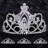 Queen and Court Tiara Set - Kathleen and Kayla