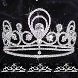 Queen and Court Tiara Set - Tiffany and Alisa