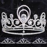 Queen and Court Tiara Set - Tiffany and Vicky