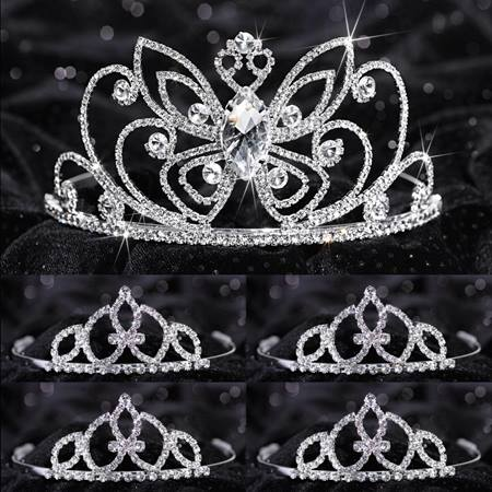 Tiara Set - Monarch Queen and Francine Court