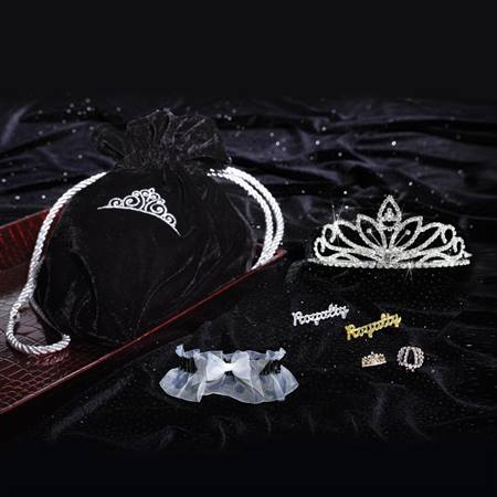 VIP Royalty Set With Charlize Tiara