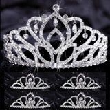 Tiara Set - Mirabella Queen and Kayla Court