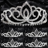 Tiara Set - Sasha Queen and Emme Court