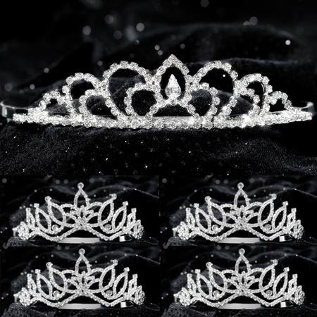 Tiara Set - Sissy Queen and Amara Court