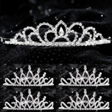 Tiara Set - Sissy Queen and Bobbi Court