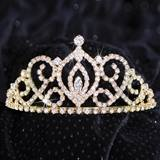 Gold Cameo Perfect Tiara