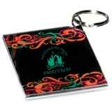 Full Color Photo Key Chain