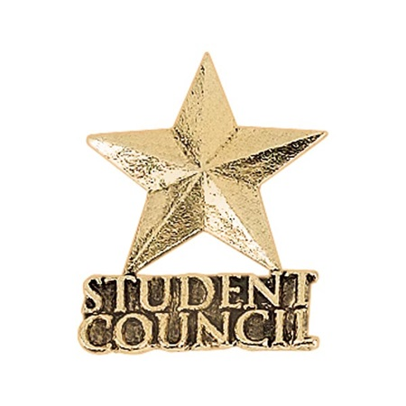 Student Council/Star Pin