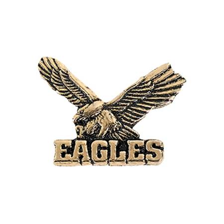 Eagles Award Pin – Gold-tone