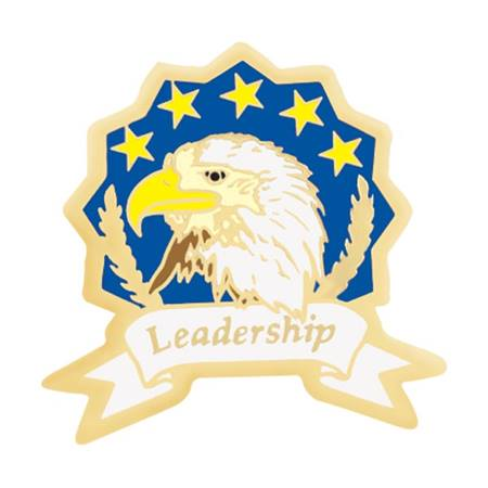 Leadership Award Pin – Bald Eagle
