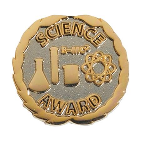 Science Award Pin