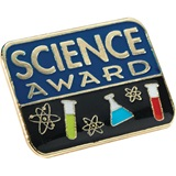 Science Award Pin – Color Lab Equipment