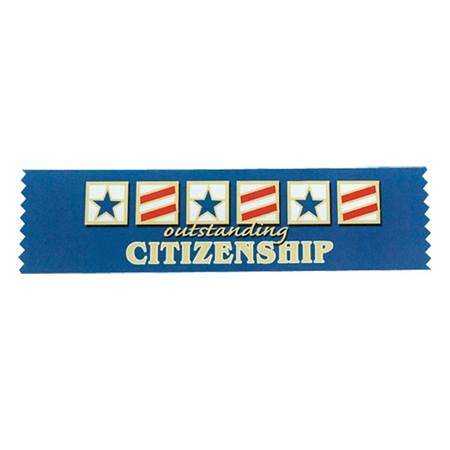 Outstanding Citizenship Award Ribbon