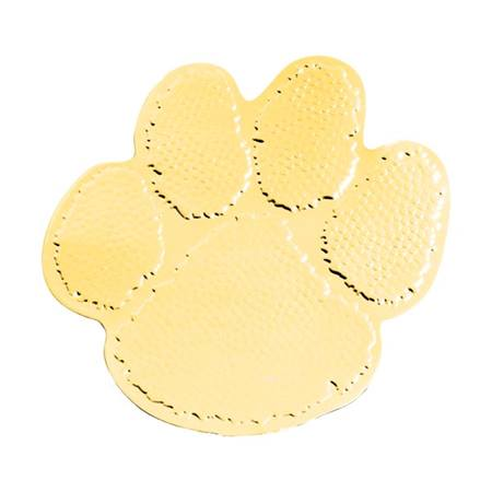 Gold Paw Topper