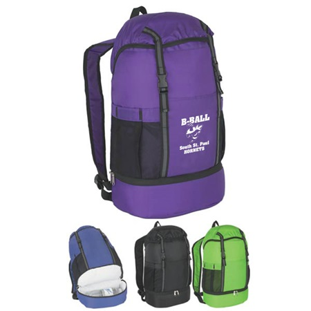 Sports Bag with Insulated Bottom
