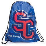 Full-color Custom Backpack - Student Council