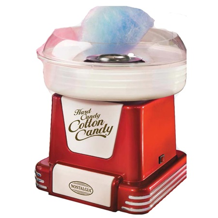 Retro Series™ Hard Candy Cotton Candy Machine