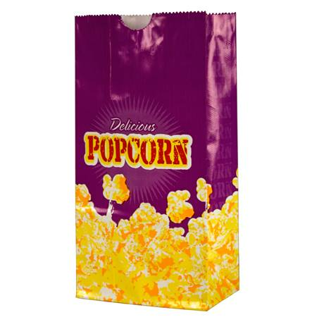 Popcorn Butter Bags-Small 1.5oz
