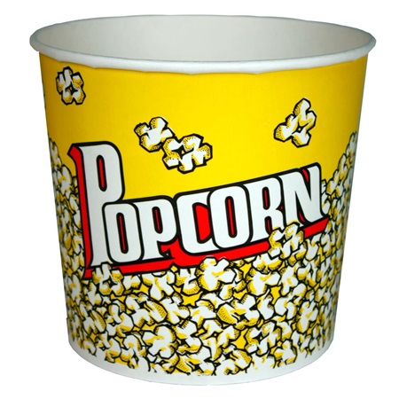 Popcorn Bucket-Large 85 oz.