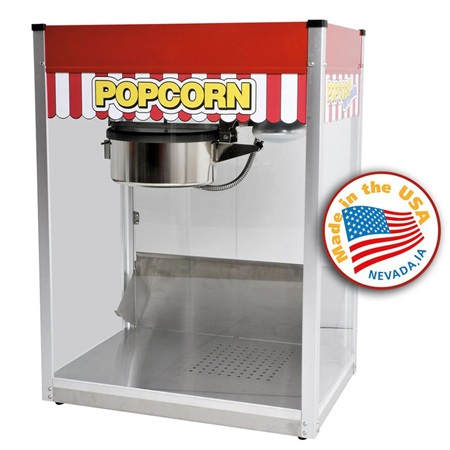 Classic Pop 14 ounce Popcorn Machine