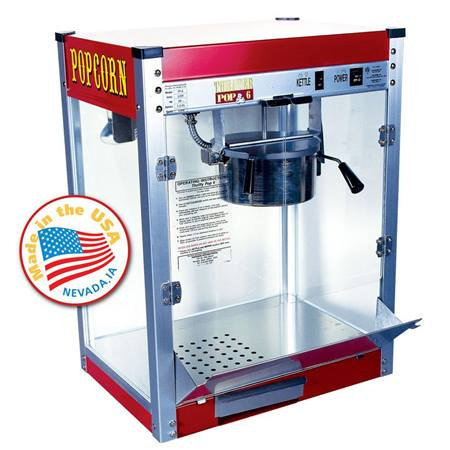 Theater Pop 16 ounce Popcorn Machine