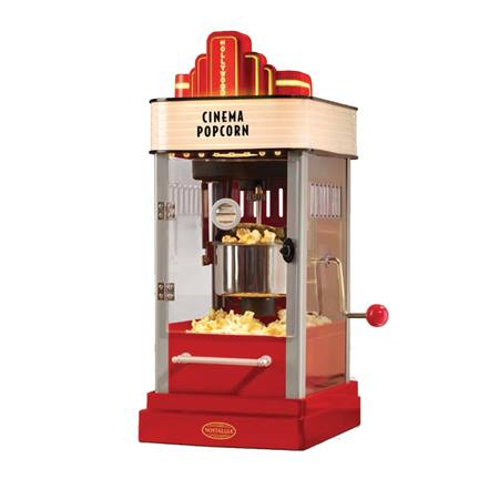 Personalized Hollywood Popcorn Machine