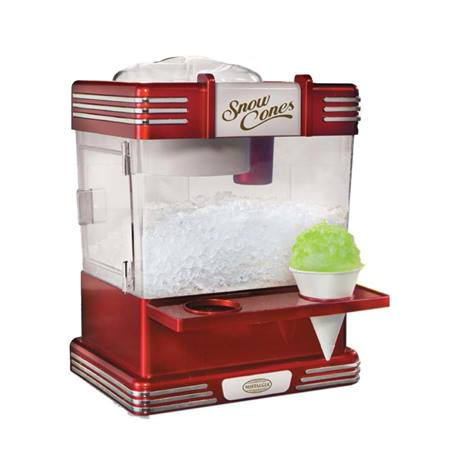 Retro Series™ Snow Cone Machine