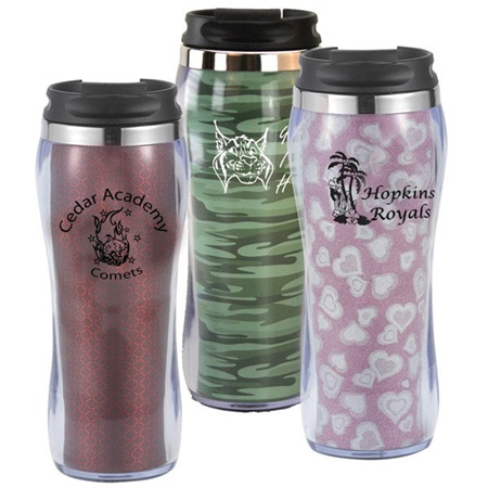 14 oz. Tumbler with Insert