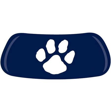 Navy White Paw EyeBlack Set