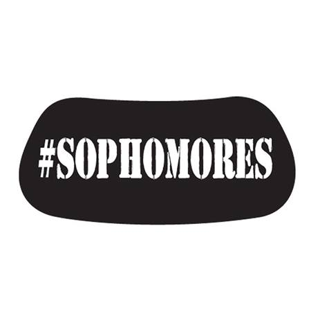 #Sophomores EyeBlacks