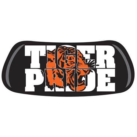 Tiger Pride EyeBlacks