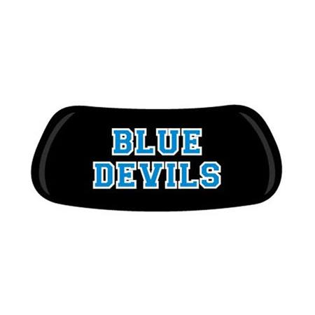 Blue Devils EyeBlacks - Pair