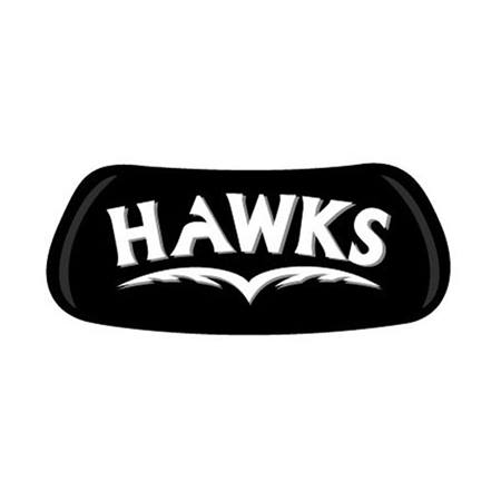 Hawks EyeBlacks - Pair