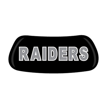 Raiders EyeBlacks - Pair