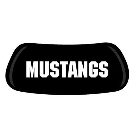 Mustangs EyeBlacks - Pair