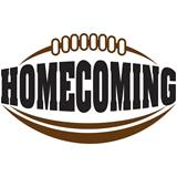 Homecoming/Football Temporary Tattoos
